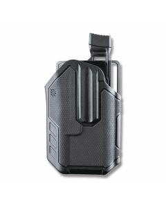 BLACKHAWK! Omnivor Multi-Fit Holster for Left Hand Carry Pistols with Streamlight TLR-1/TLR-2 Model 419002BBL