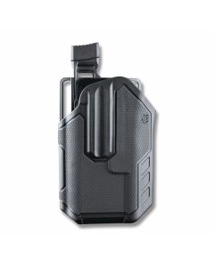 BLACKHAWK! Omnivor Multi-Fit Holster for Right Hand Carry Pistols with Streamlight TLR-1/TLR-2 Model 419002BBR