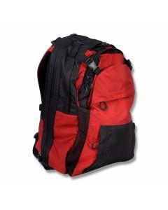 Black Hawk Diversion Backpack - Black/Red