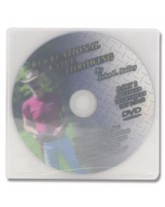 Recreational Knife Throwing DVD By John L. Bailey - Part 2