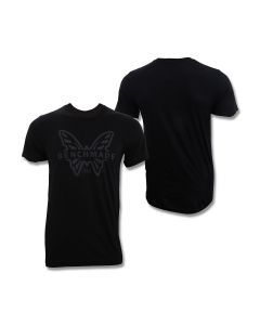 Benchmade Subdued Black Logo T-Shirt Model BM50002XL