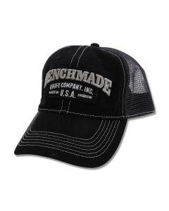 "Benchmade Trucker ""Solid Steel"" Hat Model 50014"