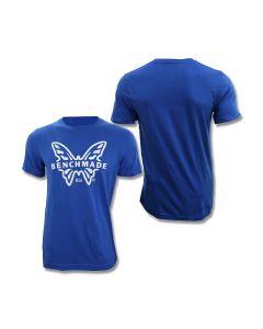 Benchmade True Blue T-Shirt Medium Model 989150F