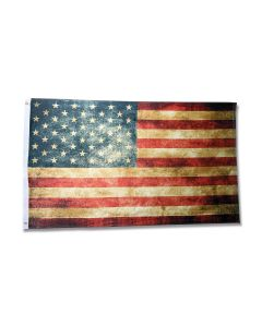 USA Vintage Look 5' x 3' Flag Model R7283