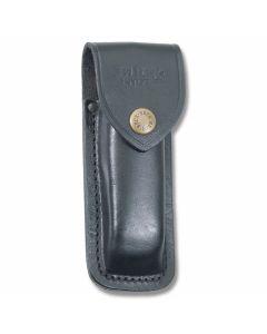 Buck 110 Folding Hunter Black Leather Sheath Model 110/LEATHER SHEATH