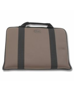 Case Large Leather Carrying Case - Holds up to 44 Knives (Not Included) Model 1075
