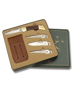Case Rosewood XX-Changer with Collector's Gift Tin