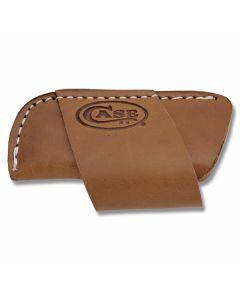 Case Side Draw Leather Belt Sheath