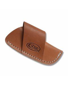 Case Large Side Draw Leather Sheath Model 50232