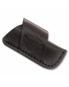 Case Harley-Davidson Side Draw Leather Sheath