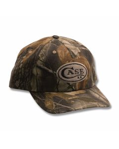 Case Distressed Camo Logo hat