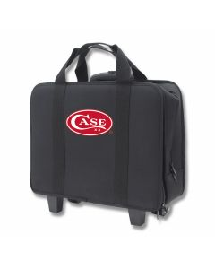 Case Collector/Trader knives and Pistols Rolling Tote