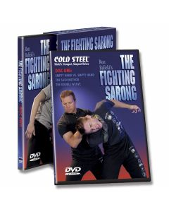 Cold Steel Ron Balicki's The Fighting Sarong DVD Set