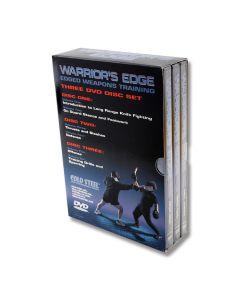 Cold Steel Warriors Edge Set Training DVD Model VDWEP