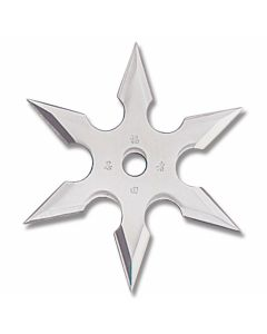 Master Cutlery 6 Point Stainless Steel Throwing Star Model 90-19