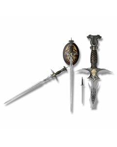 Dragon Evolution Fantasy Sword with Display Plaque