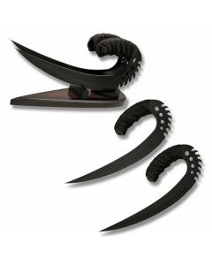 Riddick Saber Claws with Black Finish