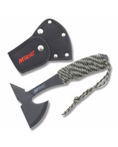 """MTech 9"""" Hatchet with Camo Cord Wrapped Handle"""