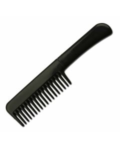 Comb Knife with Plastic Handle