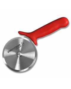 """Dexter Russell 4"""" Sani-Safe Red Pizza Cutter Model P177AR PCP"""