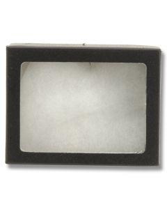 "Hardboard Display Case 3-1/4"" x 4-1/4"" x 3/4"""