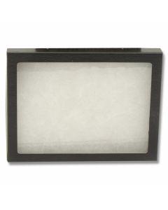 "Hardboard Display Case 6"" x 8"" x 5/8"""