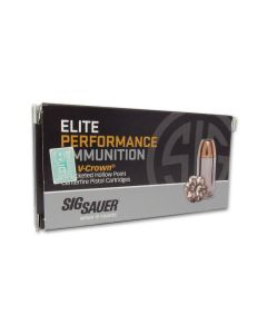 Sig Sauer Defensive 380 ACP 90 Grain Jacketed Hollow Point 50 Rounds