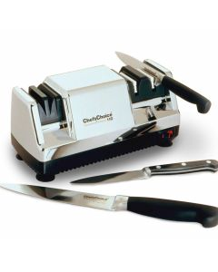 Chef's Choice Professional Chrome Diamond Hone Multi-Stage Sharpener