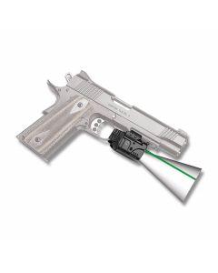 Crimson Trace Rail Master Universal Green Laser Sight with L.E.D. White Light Model CMR-204