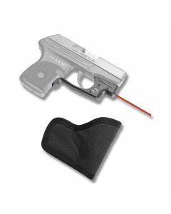 Crimson Trace Laserguard Red Laser for  Ruger LCP with Pocket Holster Model EJLG431H