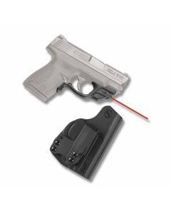 Crimson Trace Laserguard Red Laser for Shield 9/40 with BT Holster Model LG-489-HBT