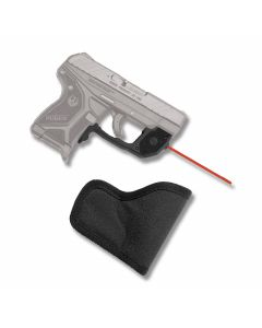 Crimson Trace Laserguard Red Laser for Ruger LCPII with S Holster Model LG-497H