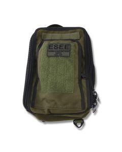 ESEE Knives Izula Gear OD Green Survival Bag Model SURVIVAL-BAG