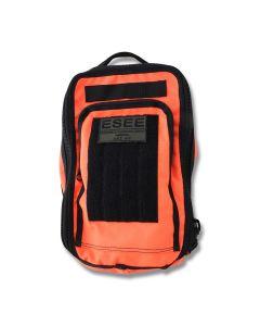 ESEE Knives Izula Gear Orange Cordura Survival Bag Model SURVIVAL-BAG-OR