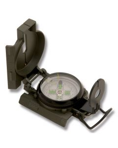 Explorer Folding Compass - Olive Drab