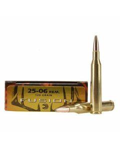 Federal Fusion 25-06 Remington 120 Grain Fusion 20 Rounds