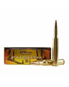 Federal Fusion 260 Remington 120 Grain Fusion 20 Rounds