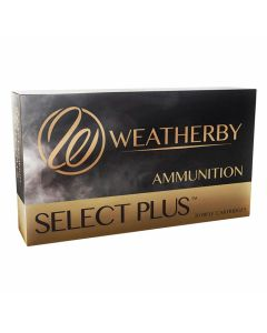 Weatherby Select Plus 6.5-300 Weatherby Magnum 130 Grain Swift Scirocco Bonded Polymer Tip 20 Rounds