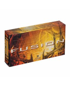 Federal Fusion 6.5 Creedmoor 140 Grain Soft Point 20 Rounds