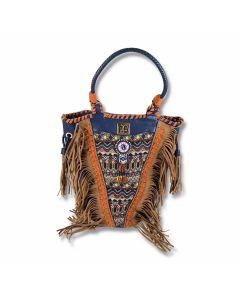 Fabigun Concealed Carry Western Hobo Bag