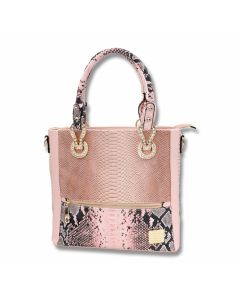 Fabigun Concealed Carry Pink Tote