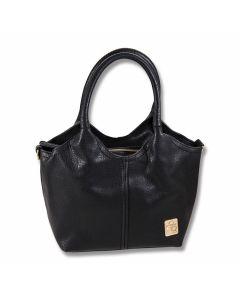 Fabigun Concealed Carry Black Hobo Bag