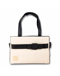 Fabigun Concealed Carry White and Black Carryall