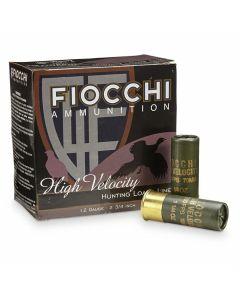 "Fiocchi Premium High Antimony Lead 12 Gauge 2.75"" 1-1/8 oz #9 Shot 25 Rounds"