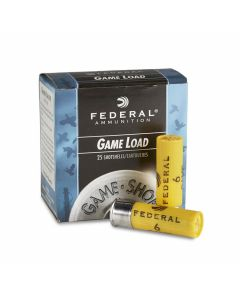 "Fiocchi Game Load 20 Gauge 2.75"" #8 Shot 7/8 oz 25 Rounds"
