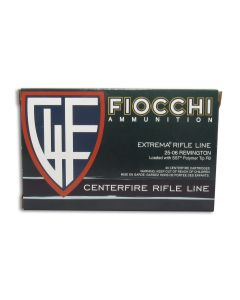 Fiocchi Extrema 25-06 Remington 117 Grain Polymer Tip 20 Rounds