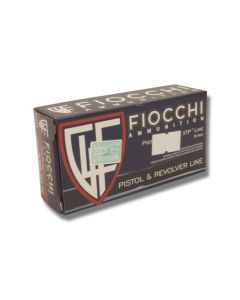 Fiocchi Extrema 25 ACP 35 Grain Hornady XTP Jacketed Hollow Point 50 Rounds