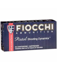 Fiocchi Shooting Dynamics 32 S&W Long 100 Grain Lead Wadcutter 50 Rounds