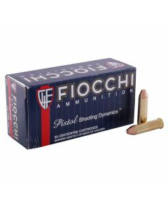 Fiocchi Shooting Dynamics 357 Magnum 142 Grain Full Metal Jacket Truncated Cone 50 Rounds