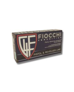 Fiocchi Shooting Dynamics 40 S&W 165 Grain Full Metal Jacket 50 Rounds